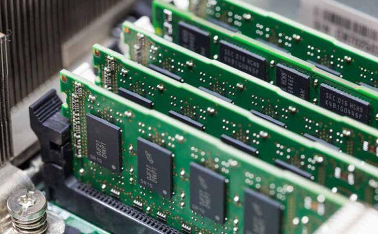 модули памяти компьютера